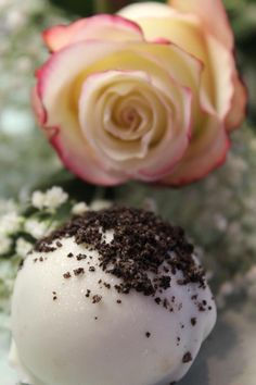 Special occasion truffles made to order by Kristin Krisch