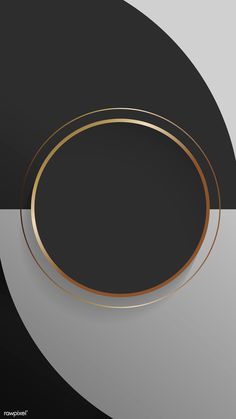 Blank black circle abstract frame vector | premium image by rawpixel.com / taus #abstract #vector #vectorart Black Phone Wallpaper, Flower Background Wallpaper, Framed Wallpaper, Flower Backgrounds, Abstract Backgrounds, Black Backgrounds, Frame Background, Black Marble Background, Black Background Images