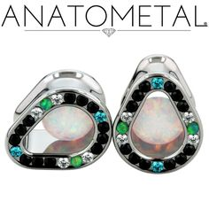 - Super Teardrop Eyelets - ANATOMETAL - Professional Grade Body Piercing Jewelry