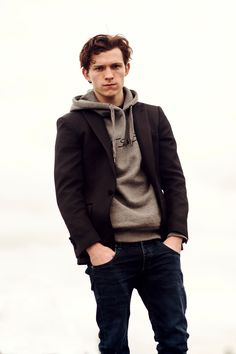 Tom Holland as Asher Madigan