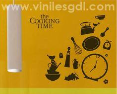 viniles decorativos cocina