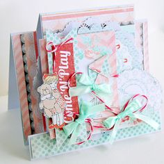 TSC Project by DT member Trudi Harrison featuring Sweet Childhood collection.