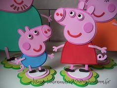 Peppa Pig   por * * * e.v.a. é meu VÍCIO* * *