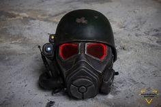 NCR Ranger helmet cosplay replica  props