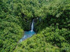 Reserva natural Ram Tzul, camino a Cobán. Foto: Carlos López