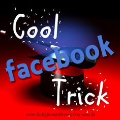 Cool Facebook Trick Helps You Get More Clicks, Comments and Shares for Your Blog  #blogs #social_media #social_networking #facebook #enlightenednetworker
