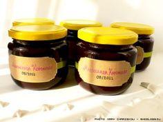 Μαρμελάδα Πορτοκάλι | SheBlogs.eu Cake Recipes, Honey, Food, Easy Cake Recipes, Essen, Meals, Yemek, Eten, Cake Tutorial