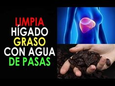 Depura el hígado graso con agua de pasas rápidamente | Salud