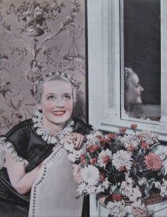 A beautiful photo of Bette Davis