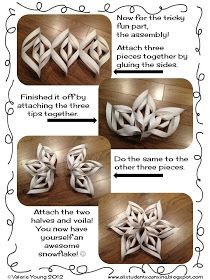 All Students Can Shine: Snowflake Craft Tutorial