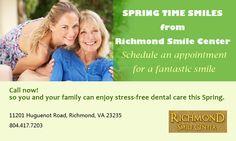Richmond Smile Center (RichmondSCVA) on Pinterest