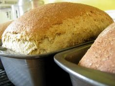 Soaked Whole Wheat Bread