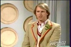 Fifth Doctor | Doctor Who 50th Anniversary Countdown – the 5th Doctor