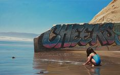 Paintings by Kevin Peterson