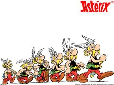 Asterix evolution