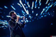 Marco Mengoni in concerto a Roma, le foto