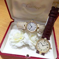 渋谷ヒカリエ10OFFイベントAntique must de Cartier Vendome
