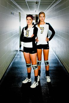 Great photo. Bearcat Volleyball by Christopher Sabato, via Flickr.