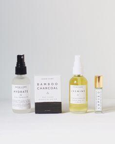 Travel Set for Combination / Oily Skin Types – Herbivore Botanicals