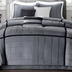 Madison Park Riverside 7-piece Comforter Set $116