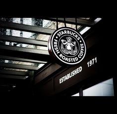 Original Starbucks:: Seattle, WA. (Fiftystates project)