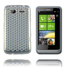 Cubes (Klar) HTC Radar Deksel