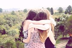 Bff Girls | beautiful, bff, cute, flosi friends, forest - inspiring picture on ...