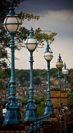 Alexandra Palace in Alexandra Park, London, England