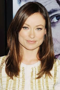 Want hair that's sleek and shiny as a holiday wrapper? Celebrity hairstylist David Babaii combed Olivia Wilde's hair and sprayed small sections with IT&LY's Pure Texture ($15) before flat ironing to block out frizz and humidity while locking in shine. - HarpersBAZAAR.com