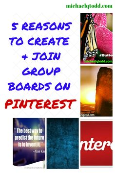 5 Reasons To Create And Join Pinterest group Boards (1)