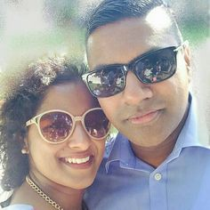 Mr and Mrs Maduray