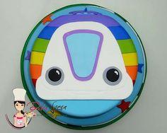 #dulceloren #Topa #juniorexpress #mesadulce #torta