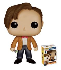 Pop! TV: Dr. Who – 11th Doctor