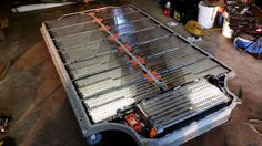 Tesla Model S Battery Teardown | Hackaday