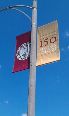 Boston College Boston College, Boston University, Priscilla Barnes, Massachusetts, Thoughts, Ideas