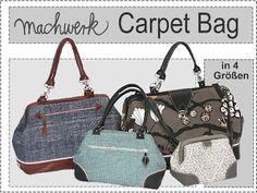 machwerk: Carpet Bag