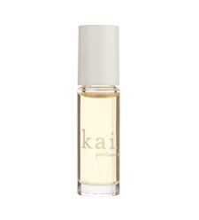 Kai perfume oil- never gets old. Smells like Hawaii, if that makes any sense.
