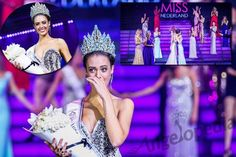 Zoey Ivory crowned as Miss Nederland 2016