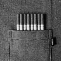 Smoke, cigarro, supreme