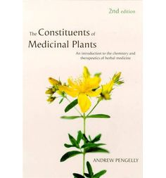 This book provides an introduction to the complex area of plant constituents and the therapeutic activities associated with them. Author from the University of Newcastle, Australia.
