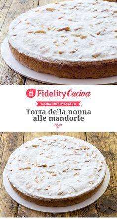 Gingerbread with Cookeo - HQ Recipes Cake Recipes, Dessert Recipes, Italian Cake, Torte Cake, English Food, Cake Cookies, Italian Recipes, Nutella, Delicious Desserts