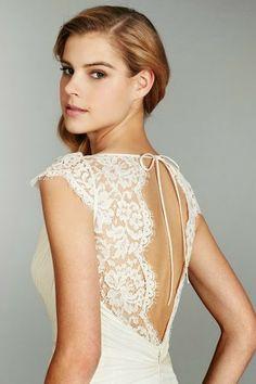 Increíble galería de Vestidos de Novia con encaje | Moda 2014