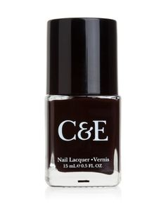 Vernis à ongles Cerise noire Crabtree & Evelyn black cherry nail lacquer