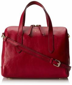 Fossil Sydney Satchel Top Handle Bag,Orchid,One Size Fossil, To SEE or BUY just CLICK on AMAZON right here http://www.amazon.com/dp/B00IABQKZA/ref=cm_sw_r_pi_dp_gTeytb0DA9A1CZ16