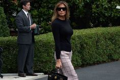 Monday Randomness Just Got out Of Control Photos) - Page 2 of 8 - Clare K 50 Fashion, Womens Fashion, First Lady Melania Trump, Cool Style, Celebrity Style, Celebrities, Casual, 3 Online, Movies Online