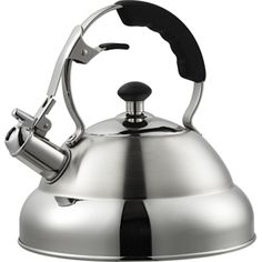 Wesco Classic Line Water Kettle STAINLESS STEEL MATT|from Homecolours.com|from Homecolours.com