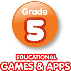 Elementary Computer Activities Games Apps - 5th Grade