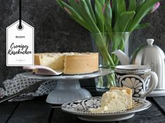 Käsekuchen ist wohl einer der beliebtesten Kuchen überhaupt. Aber wie geht ein wirklich cremiger Käsekuchen? Hier habe ich das Rezept für Euch.