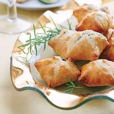 Mini Beef Wellingtons | Coastalliving.com