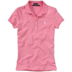 Polo Golf By Ralph Lauren. I don't care I freakin' love polo shirts. Classy as fuck!
